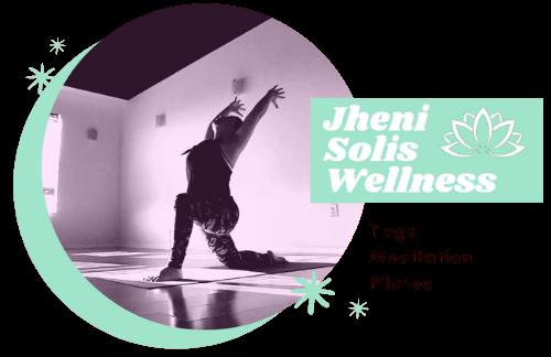 Jheni Solis Wellness